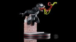 Estátua Venom - Marvel - Q-Fig - Quantum Mechanix