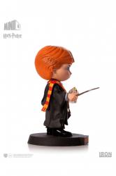 Estátua Ron Weasley - Harry Potter - MiniCo - Iron Studios