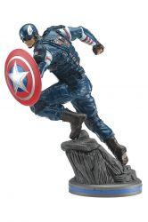 Estátua Captain America 1/10 - Marvel's Avengers Gameverse - Pop Culture Shock (Capitão América)