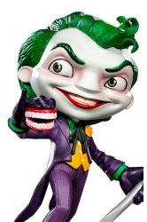 Estátua The Joker - DC Comics - MiniCo - Iron Studios (Coringa)